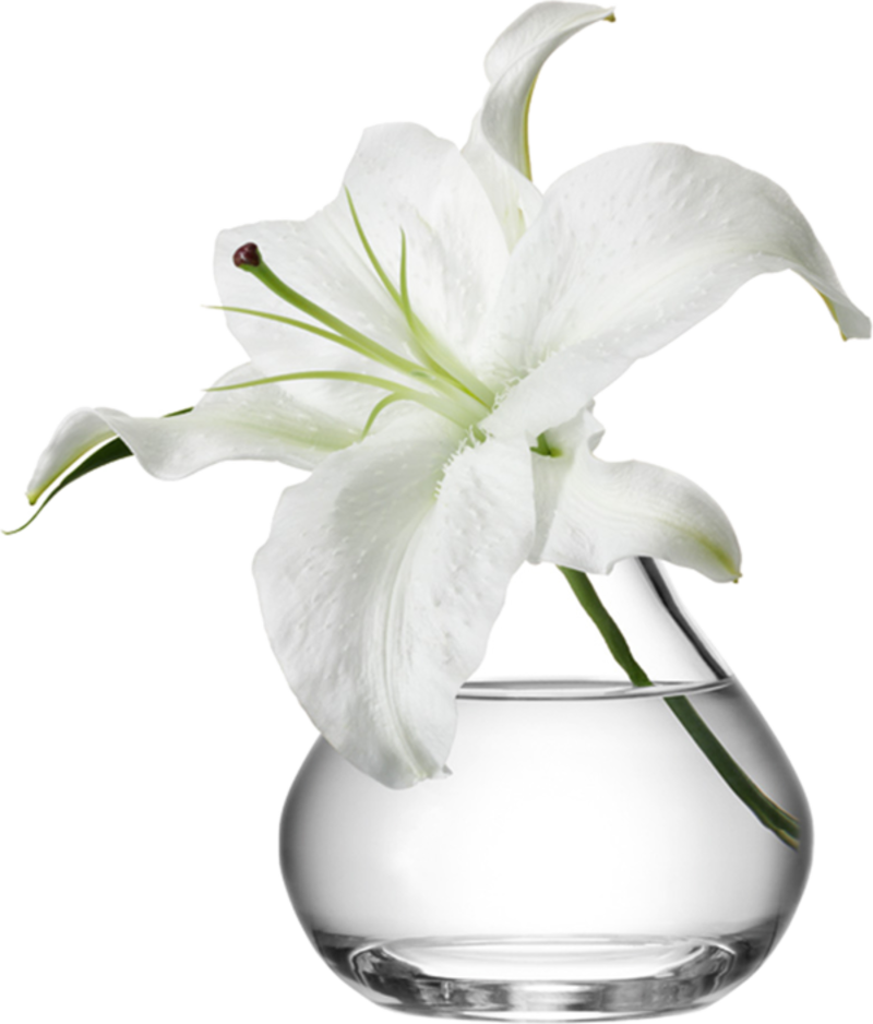 fleur dans vase transparent fabulous superior composition florale dans vase transparent with